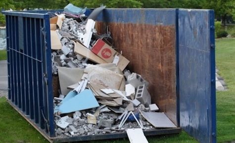 affordable dumpster rental scranton